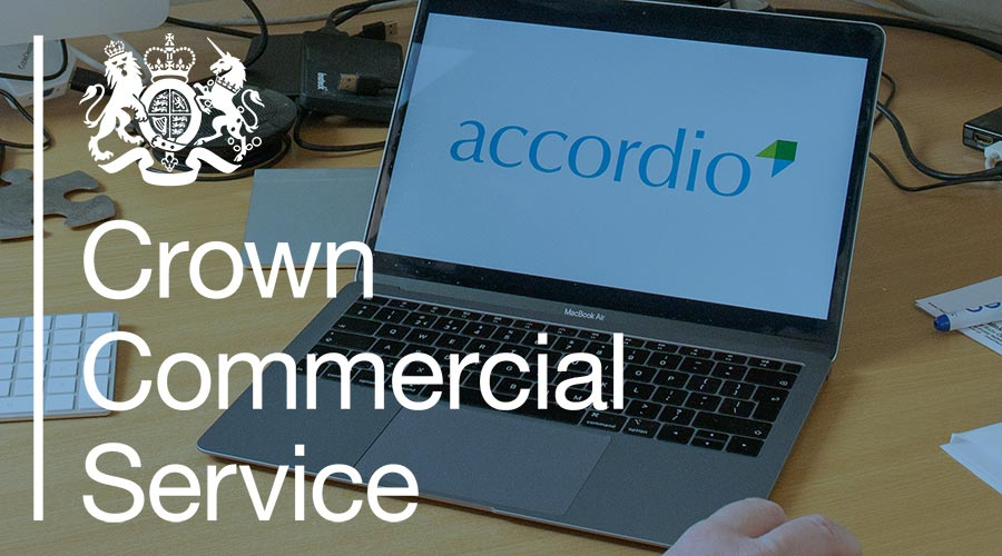 Crown Commercial Service's specialist framework